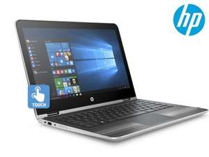 "Hp Pavilion X360 13.3"" 2-In-1 7th gen i5 8 GB 128ssd fhd refurb @ ibood - £482.90"