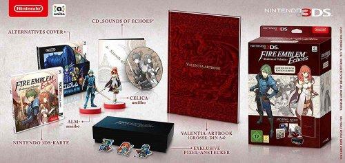 Fire Emblem Echoes: Shadows of Valentia Limited Edition (3DS) £69.99 @ Grainger games