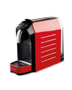 I've just found a great Specialbuy from Aldi! Red Gloss Coffee Capsule Machine for just £49.99
