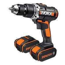 Worx 20v drill with 2 4ah batteries at Wickes for £84.99 (poss extra £20 off via Quidco)