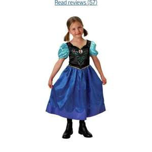 Disney Frozen Anna Dress £2.49 age 7-8 only at Argos