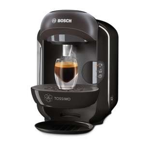 Bosch TAS1252GB Tassimo Vivy Pod Coffee Machine (Refurb) @ Tesco Outlet ebay for £29