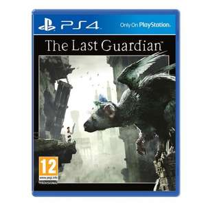 The Last Guardian PS4 £19.99 @ Smyths