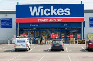 free £20 spend at wickes via quidco (new members only)