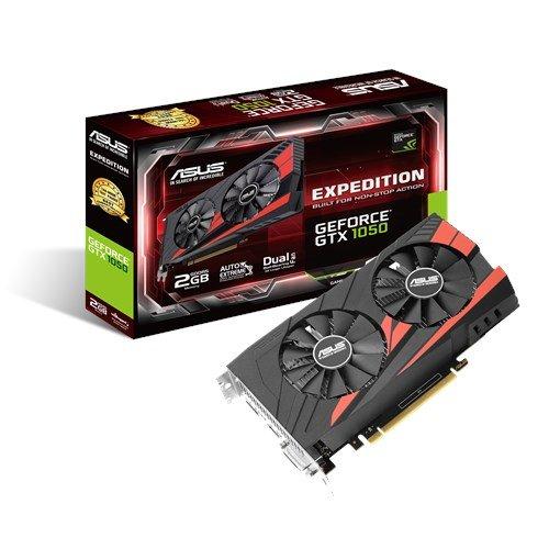 ASUS GeForce GTX 1050 Expedition 2GB Graphics Card - £99.66 @ CCLOnline