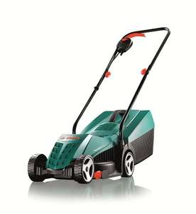 Bosch Rotak 32 R Electric Rotary Lawn Mower - £58.99 plus free grass seed @ Amazon