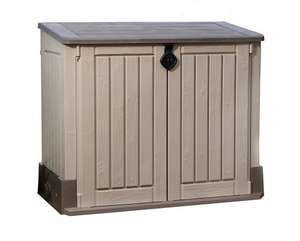 EXPIRED - Keter Store It Out Midi Outdoor Plastic Garden Storage Shed @ amazon - £63.99