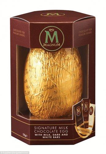 Magnum easter egg - £4.99 @ B&M
