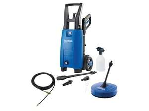 Kew Nilfisk Alto C110.7-5 PCA X-TRA Pressure Washer With Patio & Drain Cleaner 110 Bar - £69.95 @ UK Tool Centre