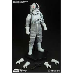 Sideshow Collectibles Star Wars Imperial AT-AT Driver 13 Inch Figure £169.99 , free P&P @ Zavvi