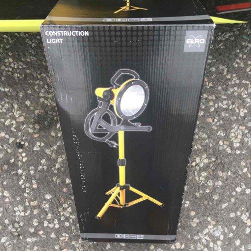 Tripod Construction Lamp - £5 @ B&M Stores (RRP £49.99)