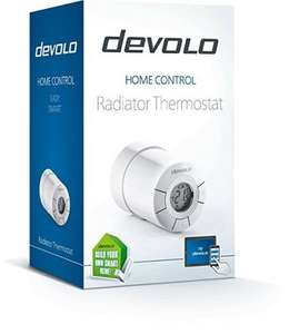 Devolo Radiator Thermostat £50.99 each @ Wickes