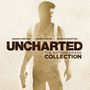 Uncharted Collection PS4 $7.99 (£6.38) @ US Playstation Store