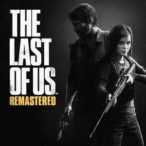 Last of Us Remastered PS4 $7.99 (£6.38) @ US Playstation Store