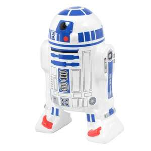 Star Wars Ceramic R2-D2 Saving Bank £5.62 with code 25EAST @ The Internet Gift Store