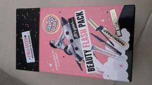 SOAP & GLORY- Spend £14 and get a free Beauty flash pack at BOOTS