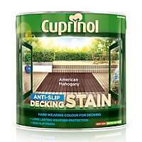 Cuprinol anti slip decking stain 5l @ B&M instore 20% off £19.99 to £15.92