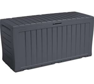 Garden Storage Box £29.99 @ B&M Bargains, 270l capacity