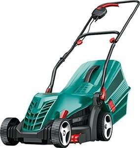 Bosch Rotak 34 R Electric Rotary Lawn Mower(1300W), Cutting Width 34 cm £67.99 Delivered- Amazon