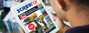 8% Cashback at Screwfix via Quidco up to £250