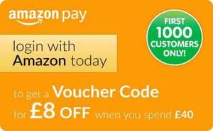 Get £8 off a £40 spend when you checkout with Amazon Payments at the Entertainer / The toy shop PLUS BOGOF on some toys