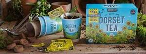FREE DORSET TEA™ GROWING KIT