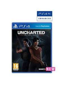 Uncharted The Lost Legacy £24.99 @ Very