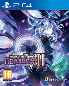 Amazon lightning deals - Megadimension Neptunia VII £14.99 (PS4) / MeiQ: Labyrinth of death £12.99 (Vita) / Persona 4: Dancing all night £13.99 (Standard edition/Vita) @ Amazon