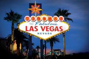 3 nights in Las Vegas for £250 each (based on 4 adults) inc Flights from Glasgow, Hotel, Luggage & Meals @ Thomas cook
