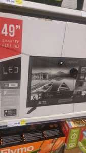 Digihome 49Inch Smart FULL HD tv reduced to 179 instore @ Tesco