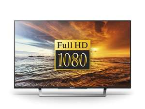 Sony Bravia KDL-49WD751 49 inch Full HD Smart TV with Freeview, HDD Rec and USB Playback (2016 Model), £399 from amazon