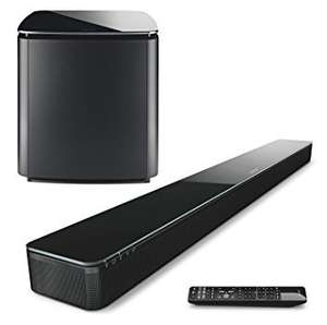 Bose® ACOUSTIMASS 300 BASS Module (£503.10) & Bose SoundTouch 300 Soundbar (£539.10) with 10% code BOSE10APR elsewhere each for (£599) - Free Delivery @ PRC Direct