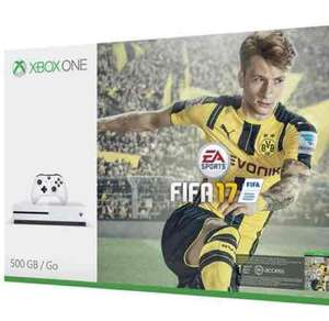 Xbox One S 500gb with Fifa17 and Ghost Recon £209.99 Instore @ Tesco