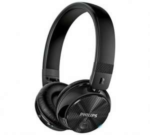 Philips Wireless Noise-Cancelling Bluetooth Headphones £39.99 at Argos