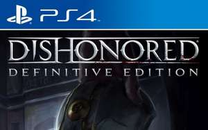 PS4 Dishonored: Definitive Edition £4.78 with US PSN account