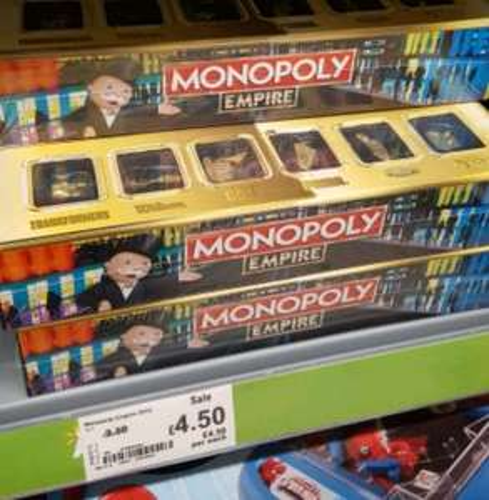Monopoly Empire £4.50 instore @ Asda (Govan)