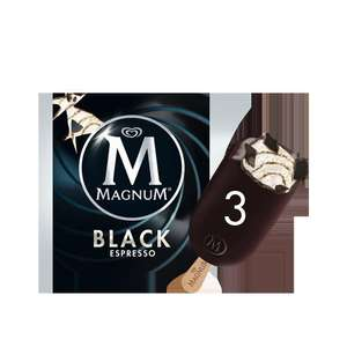 Magnum espresso 3 pack ice creams just 89p at Heron foods