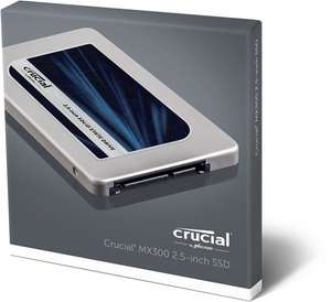 Crucial 525GB MX300 Solid State Drive/SSD £120.95 @ Amazon.it