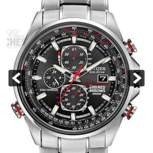 citizen red arrow £375 @ First class watches