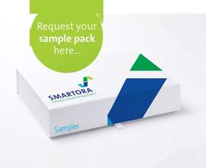 Smartora is giving away free sample packs of their tea towels