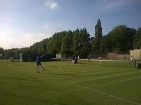 FREE Tennis open day on grass courts - 22nd April