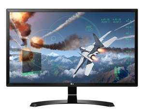 "LG 27UD58 27"" 4k Ultra HD IPS Monitor @ eBuyer - £299.98 with free delivery"