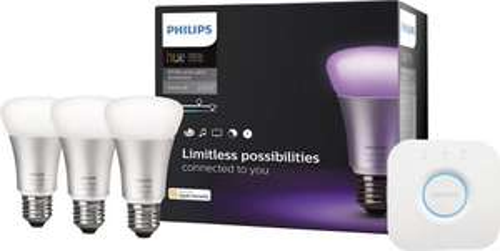 20% off Philips Hue lighting starter kits at BT Shop (code HUEEASTER17) - £122.77