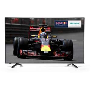 Hisense 49 inch 4K TV from AO reduced to £339 with code
