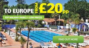 Daily Mail Holidays £20.00 pp + service charges