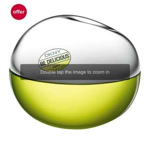DKNY Be Delicious Eau de Parfum 150ml @Boots for only £63 was £103 free (C&C)