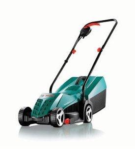 Bosch Arm 360 Electric Lawnmower 37cm £89.99 minus 15% extra today £76.49 Wickes