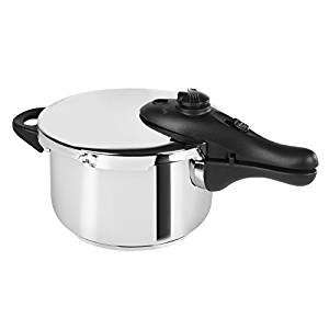 Morphy Richards Pressure Cooker, 2.7 L - Stainless Steel £ 21.99 @ Amazon