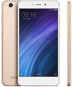 "Xiaomi Redmi 4A International Edition (5"" HD, 2GB RAM, 16GB) £76.66 @ GearBest"