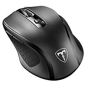 Wireless Mouse with Nano USB Receiver NOW £5.99 (was £7.59) with code / prime £9.98 non prime Sold by LivSense UK and Fulfilled by Amazon